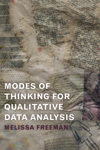Modes of Thinking for Qualitative Data Analysis book cover