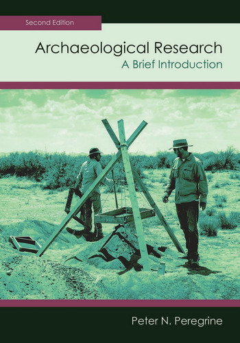 Archaeological Research A Brief Introduction book cover