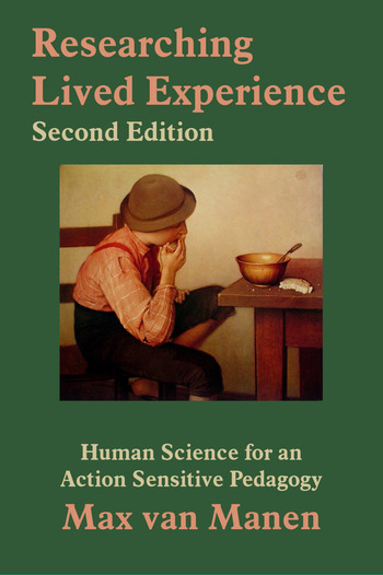 Researching Lived Experience Human Science for an Action Sensitive Pedagogy book cover