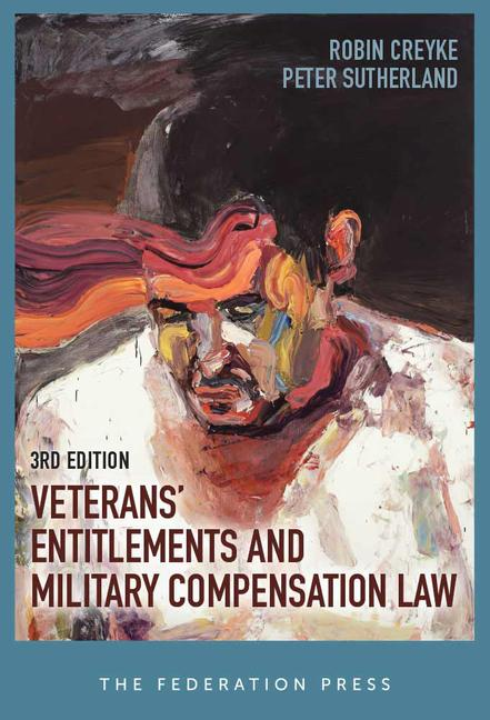 Veterans' Entitlements and Military Compensation Law book cover