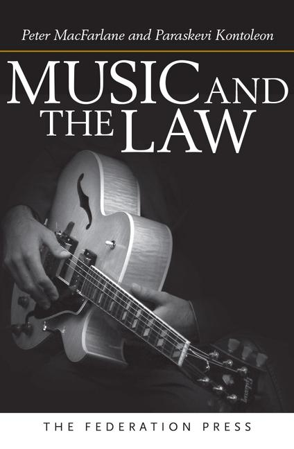 Music and the Law book cover