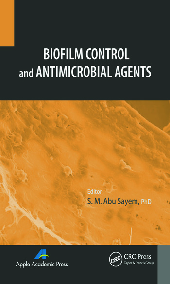 Biofilm Control and Antimicrobial Agents book cover