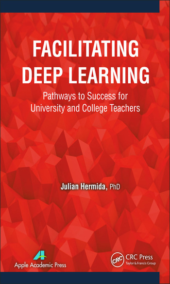 Facilitating Deep Learning Pathways to Success for University and College Teachers book cover