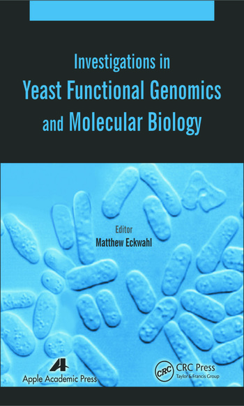 Investigations in Yeast Functional Genomics and Molecular Biology book cover