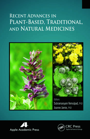Recent Advances in Plant-Based, Traditional, and Natural Medicines book cover
