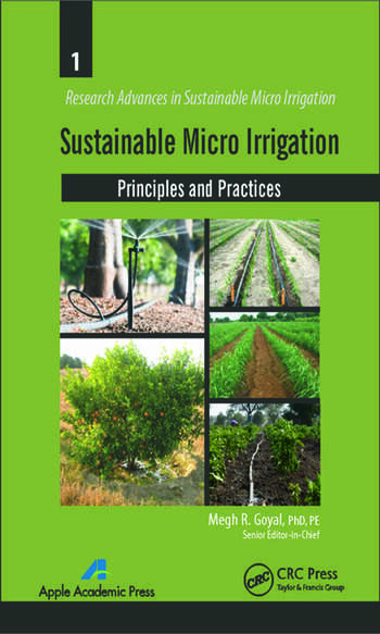 Sustainable Micro Irrigation Principles and Practices book cover