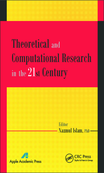 Theoretical and Computational Research in the 21st Century book cover