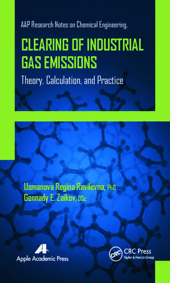 Clearing of Industrial Gas Emissions Theory, Calculation, and Practice book cover