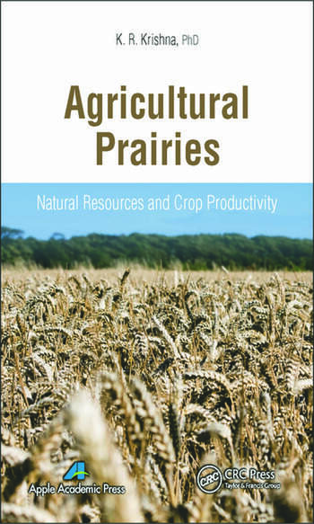 Agricultural Prairies Natural Resources and Crop Productivity book cover