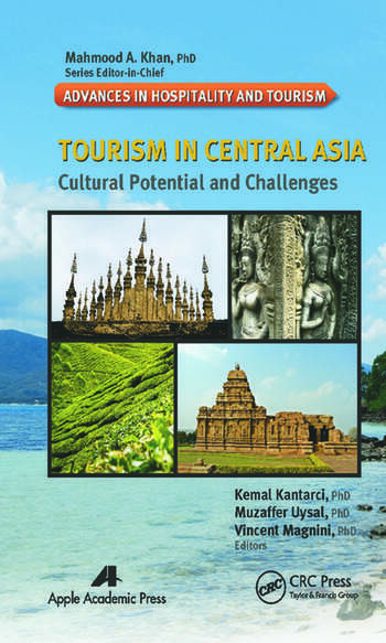 Tourism in Central Asia Cultural Potential and Challenges book cover