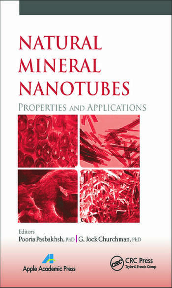 Natural Mineral Nanotubes Properties and Applications book cover