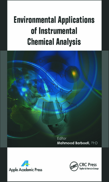 Environmental Applications of Instrumental Chemical Analysis book cover