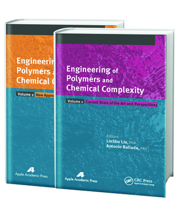 Engineering of Polymers and Chemical Complexity, Two-Volume Set book cover