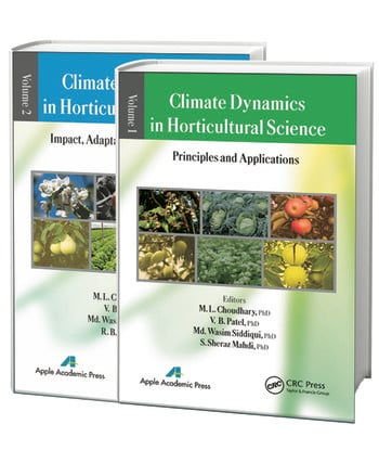 Climate Dynamics in Horticultural Science, Two Volume Set book cover