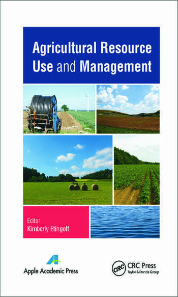 Agricultural Resource Use and Management book cover