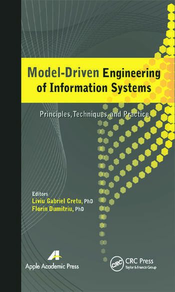 Model-Driven Engineering of Information Systems Principles, Techniques, and Practice book cover