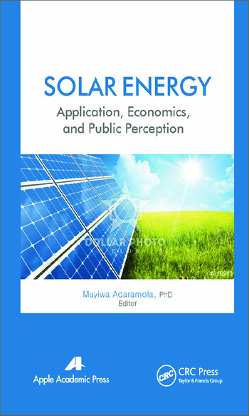 Solar Energy Application, Economics, and Public Perception book cover