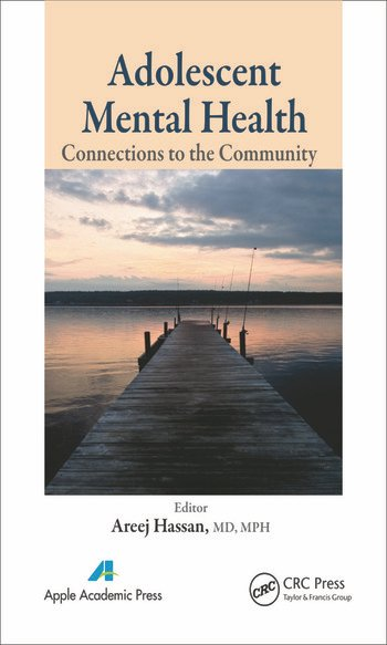 Adolescent Mental Health Connections to the Community book cover