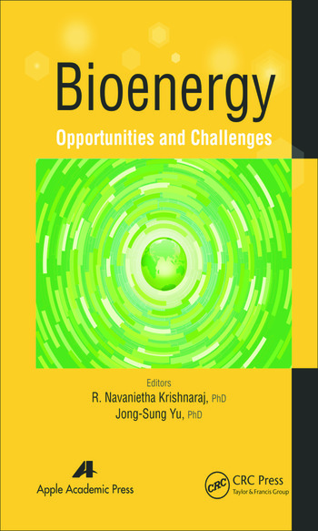 Bioenergy Opportunities and Challenges book cover