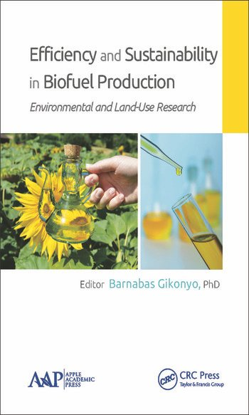 Efficiency and Sustainability in Biofuel Production Environmental and Land-Use Research book cover