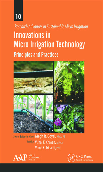 Innovations in Micro Irrigation Technology book cover