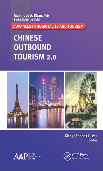 Chinese Outbound Tourism 2.0 book cover