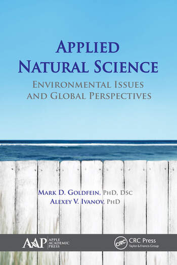 Applied Natural Science Environmental Issues and Global Perspectives book cover