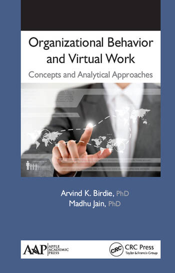 Organizational Behavior and Virtual Work Concepts and Analytical Approaches book cover