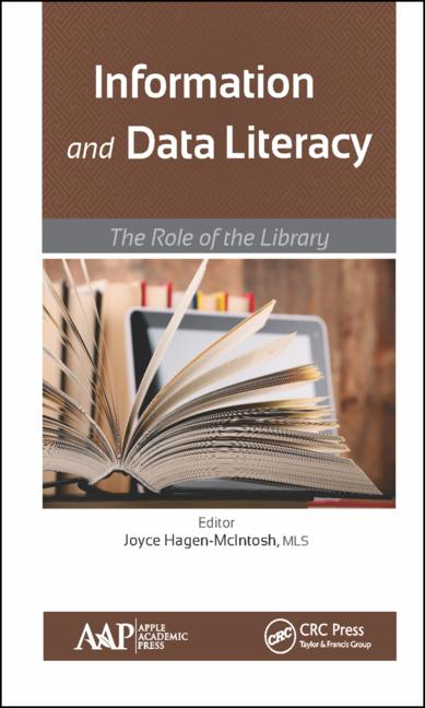 Information and Data Literacy The Role of the Library book cover