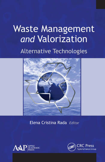 Waste Management and Valorization Alternative Technologies book cover