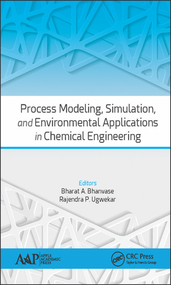 Process Modeling, Simulation, and Environmental Applications in Chemical Engineering book cover