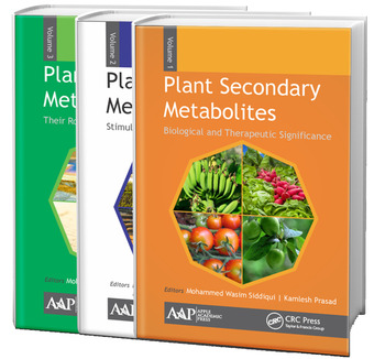 Plant Secondary Metabolites, Three-Volume Set book cover