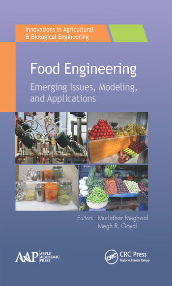 Food Engineering Emerging Issues, Modeling, and Applications book cover