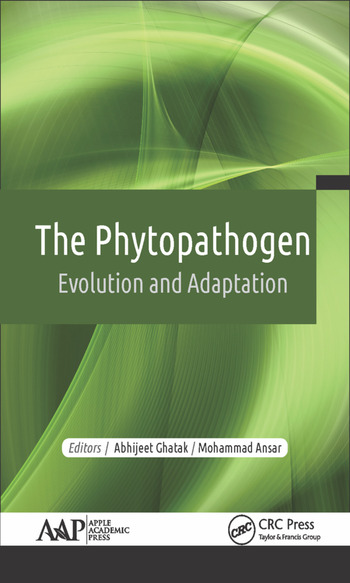 The Phytopathogen Evolution and Adaptation book cover