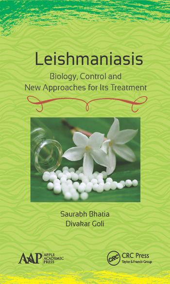 Leishmaniasis Biology, Control and New Approaches for Its Treatment book cover