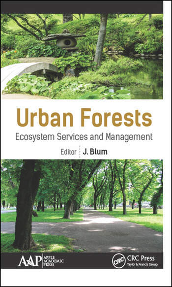 Urban Forests Ecosystem Services and Management book cover