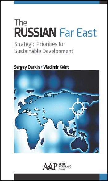 The Russian Far East Strategic Priorities for Sustainable Development book cover