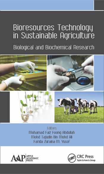 Bioresources Technology in Sustainable Agriculture Biological and Biochemical Research book cover