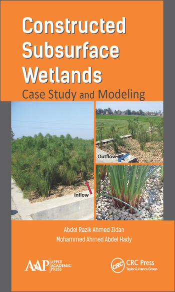 Constructed Subsurface Wetlands Case Study and Modeling book cover