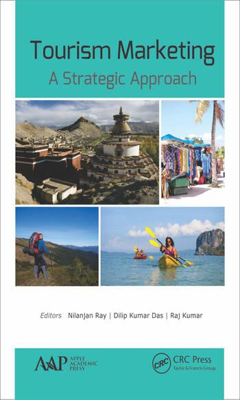 Tourism Marketing A Strategic Approach book cover