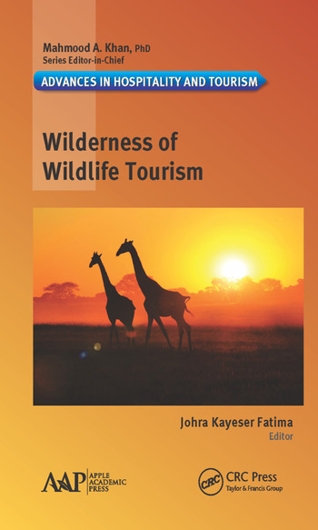 Wilderness of Wildlife Tourism book cover