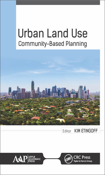 Urban Land Use Community-Based Planning book cover