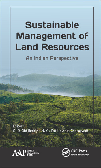 Sustainable Management of Land Resources An Indian Perspective book cover
