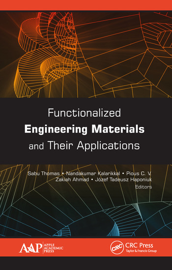 Functionalized Engineering Materials and Their Applications book cover