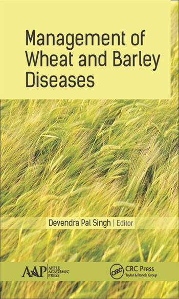 Management of Wheat and Barley Diseases book cover