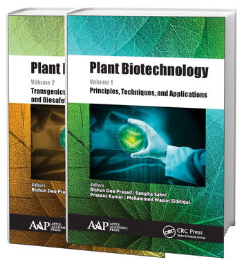 Plant Biotechnology, Two-Volume Set book cover