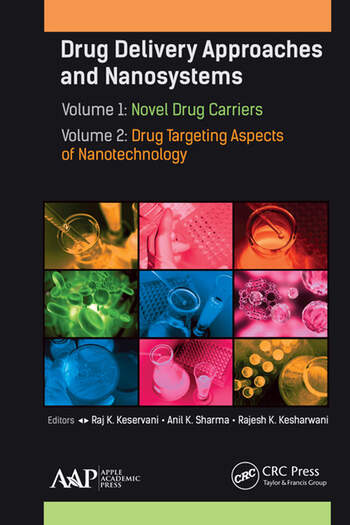 Drug Delivery Approaches and Nanosystems, Two-Volume Set book cover