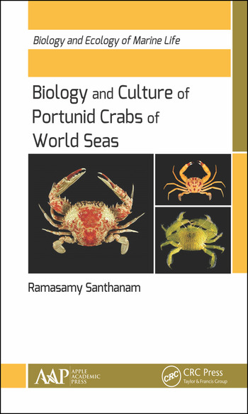 Biology and Culture of Portunid Crabs of World Seas book cover