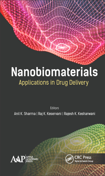 Nanobiomaterials Applications in Drug Delivery book cover