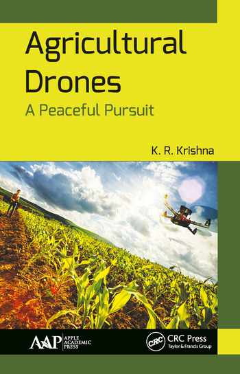Agricultural Drones A Peaceful Pursuit book cover